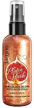 Parfums et Produits cosmétiques Brume scintillante pour corps, Figue - Lirene Moisturizing Jelly Body Mist Platin Flash