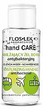 Parfums et Produits cosmétiques Gel au panthénol pour mains - Floslek Hand Care Moisturizing Hand Gel