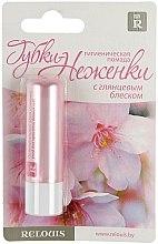 Parfums et Produits cosmétiques Rouge à lèvres hygiénique avec paillettes scintillantes - Relouis