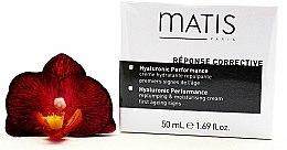 Crème à l'acide hyaluronique pour visage - Matis Reponse Corrective Hyaluronic Performance Cream — Photo N2
