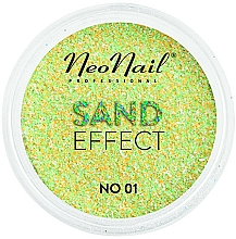 Parfums et Produits cosmétiques Paillettes pour ongles - NeoNail Professional Sand Effect