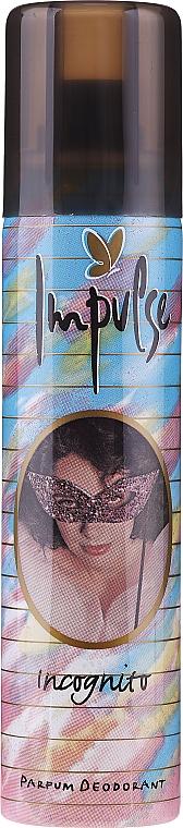 Déodorant spray pour corps - Impulse Incognito Deodorant Spray