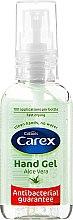 Parfums et Produits cosmétiques Gel antibactérien à l'aloe vera pour mains - Carex Aloe Vera