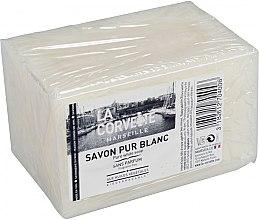 Parfums et Produits cosmétiques Savon pur blanc de Marseille - La Corvette Marseille Savon Pur Blan