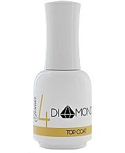 Parfums et Produits cosmétiques Top coat pour vernis gel - Elisium Diamond Liquid 4 Top Coat