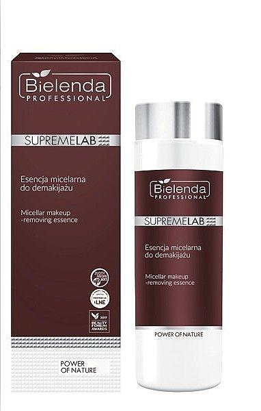 Essence micellaire démaquillante pour visage - Bielenda Professional SupremeLab Power of Nature — Photo N1