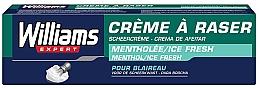 Parfums et Produits cosmétiques Crème à raser - Williams Expert Shaving Cream Menthol