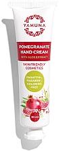 Parfums et Produits cosmétiques Crème à l'extrait d'aloe vera et de grenade pour mains - Yamuna Pomegranate Hand Cream With Aloe Vera