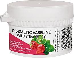 Parfums et Produits cosmétiques Vaséline cosmétique Fraise - Pasmedic Cosmetic Vaseline Wild Strawberry