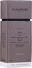 Parfums et Produits cosmétiques Lotion après-rasage sans alcool - AromaWorks Calming Aftershave Lotion
