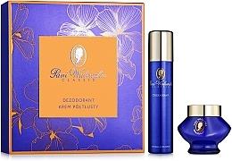 Parfums et Produits cosmétiques Pani Walewska Classic - Set (déodorant/90ml + crème/50ml)