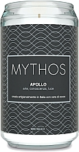 Parfums et Produits cosmétiques Bougie parfumée à la cire de noix de coco, Apollon - FraLab Mythos Apollo Scented Candle
