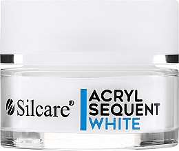 Parfums et Produits cosmétiques Poudre acrylique pour construction des ongles - Silcare Sequent LUX