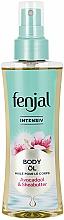 Parfums et Produits cosmétiques Huile pour corps, Intensive - Fenjal Intensive Body Oil