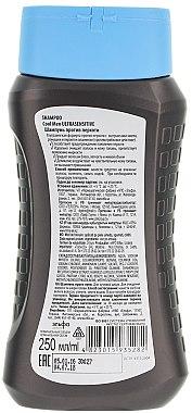 Shampooing au houblon, camomille et piroctone olamine - Cool Men Ultrasensitive — Photo N2