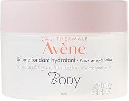 Parfums et Produits cosmétiques Baume fondant pour corps, peaux sèches et sensibles - Avene Eau Thermale Body Moisturising Melt-In Balm