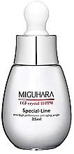 Parfums et Produits cosmétiques Sérum pour visage - Miguhara EGF Crystal 10 PPM