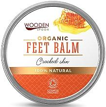 Parfums et Produits cosmétiques Baume à l'huile d'olive douce bio pour pieds - Wooden Spoon Feet Balm Cracked Skin