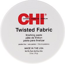 Parfums et Produits cosmétiques Pâte de finition sans parabènes pour cheveux - CHI Twisted Fabric