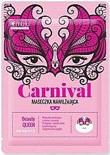 Parfums et Produits cosmétiques Masque tissu hydratant pour visage - Muju Carnival Beauty Queen