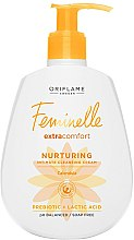 Parfums et Produits cosmétiques Crème d'hygiène intime nourrissante à l'extrait de souci - Oriflame Feminelle Nurturing Intimate Cream