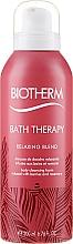 Parfums et Produits cosmétiques Mousse de douche relaxante aux baies et romarin - Biotherm Bath Therapy Relaxing Blend Body Foarm