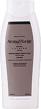 Parfums et Produits cosmétiques Gel nettoyant pour corps - AromaWorks Men's Calming Body Wash