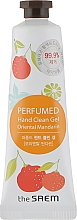 Parfums et Produits cosmétiques Gel nettoyant parfumé pour mains, Mandarine orientale - The Saem Perfumed Oriental Mandarin Hand Clean Gel