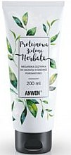 Parfums et Produits cosmétiques Après-shampooing vegan pour cheveux à porosité moyenne - Anwen Protein Vegan Conditioner for Hair with Medium Porosity Green Tea