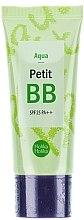 Parfums et Produits cosmétiques Holika Holika Aqua Petit BB Cream SPF25 - BB crème à l'extrait de thé vert, huile de chrysanthème et lavande pour visage