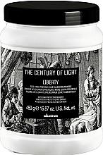 Parfums et Produits cosmétiques Poudre décolorante pour cheveux - Davines The Century of Light Liberty Free Hand Premium Hair Bleaching Powder