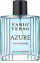 Parfums et Produits cosmétiques Bi-es Fabio Verso Azure Pour Homme - Eau de toilette
