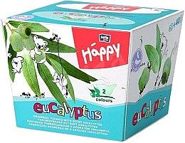 Parfums et Produits cosmétiques Lingettes universelles à l'arôme d'eucalyptus - Bella Baby Happy