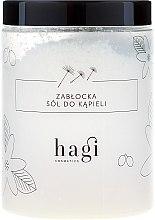 Parfums et Produits cosmétiques Sels de bain à l'huile de coco - Hagi Bath Salt
