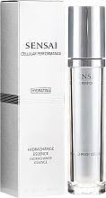 Parfums et Produits cosmétiques Essence à l'extrait d'abricot pour visage - Kanebo Sensai Cellular Performance Hydrachange Essence