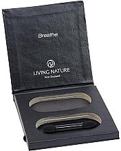Parfums et Produits cosmétiques Palette de fard à paupières vide - Living Nature Eyeshadow Compact Case