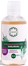 Parfums et Produits cosmétiques Lotion tonique à l'extrait de sauge - Yamuna Alcohol-Free Toner With Sage ingredients