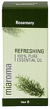 Parfums et Produits cosmétiques Huile essentielle de romarin - Holland & Barrett Miaroma Rosemary Pure Essential Oil