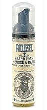 """Parfums et Produits cosmétiques Mousse à barbe """"Bois et épices"""" - Reuzel Beard Foam Wood And Spice"""