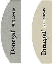 Parfums et Produits cosmétiques Set limes à ongles - Donegal (board/1pcs + buffer/1pcs)