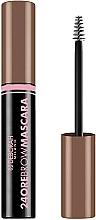 Parfums et Produits cosmétiques Mascara sourcils - Deborah 24ore Brow Mascara
