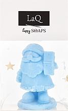 Parfums et Produits cosmétiques Savon artisanal à l'arôme de fruits, Père Noël - LaQ Happy Soaps Natural Soap