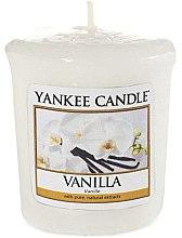 Parfums et Produits cosmétiques Bougie parfumée votive Vanille - Yankee Candle Vanilla