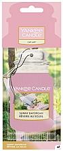 Parfums et Produits cosmétiques Désodorisant pour voiture Rêverie au soleil - Yankee Candle Car Jar Sunny Daydream Air Freshener