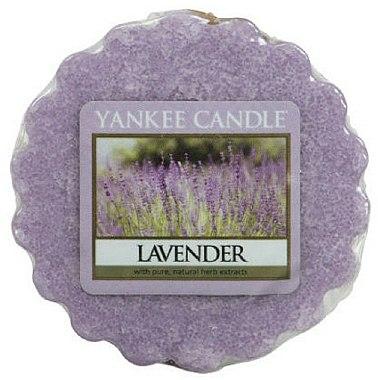 Tartelette de cire parfumée Lavande - Yankee Candle Lavender Tarts Wax Melts