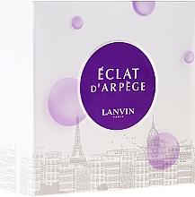 Parfums et Produits cosmétiques Lanvin Eclat D`Arpege - Coffret (eau de parfum 50ml + lait corporel 100ml)