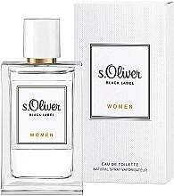 Parfums et Produits cosmétiques S. Oliver Black Label Women - Eau de Toilette