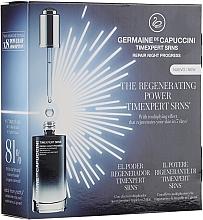 Parfums et Produits cosmétiques Germaine de Capuccini Timexpert SRNS - Coffret cadeau (sérum de nuit/50ml + masque visage/2pcs)