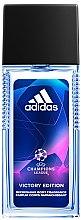 Parfums et Produits cosmétiques Adidas UEFA Champions League Victory Edition - Déodorant avec vaporisateur pour corps