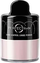 Parfums et Produits cosmétiques Poudre cuite transparente - L.O.V Perfectitude Shine Control Loose Powder